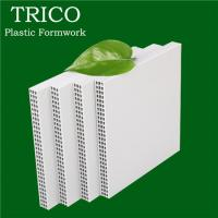 Wholesale The hollow plastic building formwork from china suppliers
