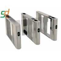 Wholesale Pedestrian Swing Barrier Gate, Access Control Fastlane Turnstile Barrier from china suppliers