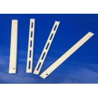 Wholesale White Color Precision Ceramic Components Zirconia Ceramic Slide Track Sliding Gate Rail Actuator Tracks from china suppliers