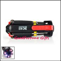 Wholesale Promotion Multifunctional gift Tool Set With Light torch flashlight from china suppliers