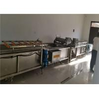 Crayfish Commercial Produce WasherCycle Surfing 304 Stainless Steel Material for sale
