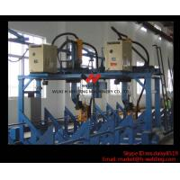 Wholesale Automatic Gantry I / T / H Beam Production Line Auto Welding Machine , Gantry Welding Tools from china suppliers