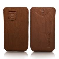 Wholesale Fashion Design Leather Case for iPhone 5 from china suppliers