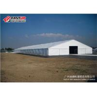 Wholesale Waterproof Marquee Party Tent , Outdoor Wedding Tents For Rent 3m - 60m Width from china suppliers