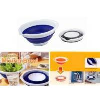 China Collapsible Mixing Bowl on sale