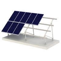 Buy cheap Stainless Steel SUS304 Solar Panel Ground Mounting Systems Ground Plant Pile from wholesalers