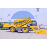 Wholesale Batch Type Self Loading Concrete Mixer High Speed Productivity For Rural Construction from china suppliers