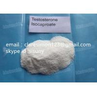 Wholesale Raw Steroid Powders Testosterone Isocaproate CAS 15262-86-9 Testosterone Steroid Hormone Test Crystalline Powder For Mus from china suppliers