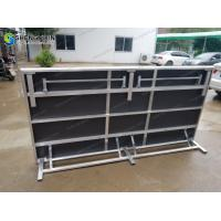 Wholesale Portable Mobile Stage Platform in Truss Display Aluminum Stage Outdoor Used for Outdoor Concert Music Show from china suppliers