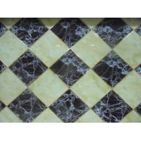 Quality Anti UV Interlocking Decorative PVC Wall Panels Artificial Stone Marble for sale