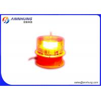 Wholesale Aging Resistance LED Flashing Lights / Aviation Red Light High Efficiency from china suppliers