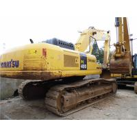Wholesale Original Japan Used Excavator KOMATSU PC400-7 For Sale from china suppliers