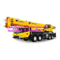 Wholesale Model XCT75 XCMG Telescopic Boom Crane Max.Lifting / Operating Weight 75t , Euro II/III Emission Standard from china suppliers