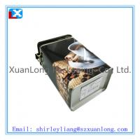 Wholesale FDA Approved Tea Tin Box from china suppliers