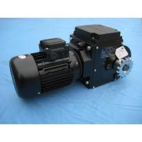 Wholesale 600Nm 5.2rpm electric Gear Motors for greenhouse screening systems from china suppliers