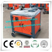 Buy cheap Motorized Steel Pipe Bending Machine , Hydraulic Press Brake Machine For Pipe from wholesalers