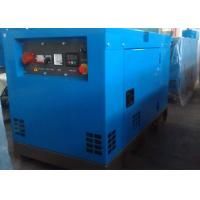 30kva 24kw Silent Generator Set with Cummins motor noise level 68 dB 7 meters for sale