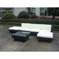Buy cheap All Weather Wicker Patio Furniture outdoor sectional sofa set from wholesalers