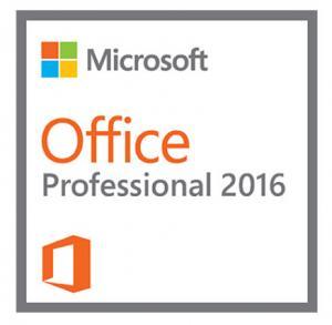 Wholesale Microsoft Office Professional Plus 2016 1 user Office 2016 Professional Product Key from china suppliers