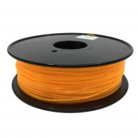 Wholesale For Makerbot 3D Printer 1.75mm Fluorescent orange HIPS  Filament from china suppliers
