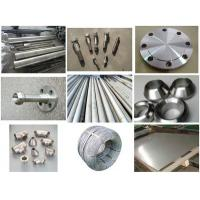 Wholesale inconel 600 601 625 718 x750 x-750 flange bar wire rod fastener tube pipe fittings forging from china suppliers