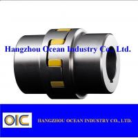 China Steeliness Rotex Coupling , size  19 , 24 , 28 , 38 , 42 , 48 , 55 , 65 , 75 , 90 MM on sale