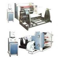 Wholesale Professional Auto Laminator Machine , Plastic Film Slitting Rewinding Machine from china suppliers