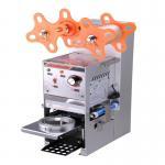 China Automatic Bubble Tea Sealing Machine for sale