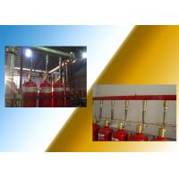 Wholesale 4.2 Mpa Piping Gas Fm200 Fire Suppression Systems For Telecommunications Facilities from china suppliers