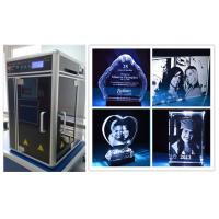 Wholesale High Accuracy 3D Crystal Laser Engraving Equipment Portable Design from china suppliers