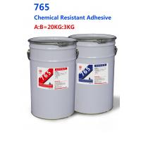 Buy cheap Weeton 765 Chemical Resistant Adhesive Flexible packaging , 2K PU adhesive for retort pouch from Wholesalers