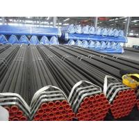 Wholesale API 5L GR.A, Gr. B, X42, X46, X52, X80 Carbon Steel Seamless Pipe, Black Painting from china suppliers