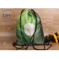 Wholesale Patterned Polyester Tote Bags , Vintage Personalised Tote Bags Recyclable from china suppliers