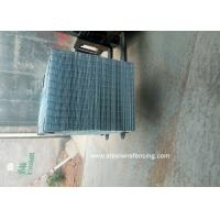 Wholesale Electro Welded Galvanised Mesh Fencing Panels Anti - Craking For Buliding from china suppliers