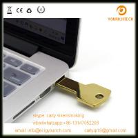 Wholesale hot selling cheap key shape usb flash drive from china suppliers