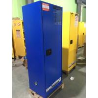 Wholesale Vertical Metal Safety Flame Proof Storage Cabinets For Vitriol / Nitric Acid from china suppliers