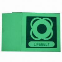 Wholesale Photoluminescent Vinyl Rigid Board, Fits for Silk Printing Process from china suppliers