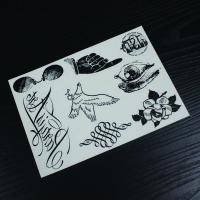 Buy cheap Fashion Body Tattoo Stickers , Customizable Fake Hand Tattoo Stickers from Wholesalers