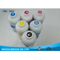 Wholesale One Liter Waterbased Dye Sublimation Printer Ink For Epson / Roland / Mimaki Printers from china suppliers