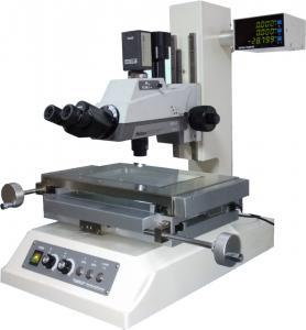 Buy cheap 150mm Height Nikon Industrial Microscopes LED Illumination Objective 3X , 5X , 10X from wholesalers