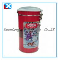 Wholesale Round Tin Can/Tin Box/XL-40211 from china suppliers