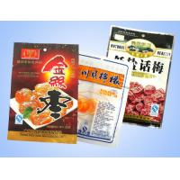 China PET / AL / PE Plastic Food Packaging Bags with 13 Colors Gravure Printing for sale