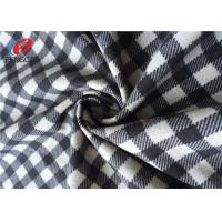 Wholesale Warp Knitted Imitation Cotton Fabric Polyester Velvet Fabric For Garment from china suppliers