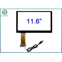Buy cheap 11.6 Inch Capacitive Touch Glass With ILI2511 Controller For IPAD Type Consumer Product from wholesalers