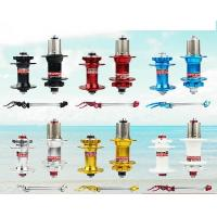 Wholesale Novatec  Hubs D041SB&D042SB Disc Brake MTB  Alimunum&Steel Material24/28/32/36h Red Black White Silver Blue Gold Colors from china suppliers