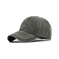 Wholesale SGS 56cm Embroidered Baseball Caps Six Panels Plastic Buckle from china suppliers