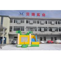 Wholesale Big Palm Tree Jungle Inflatable Combo , Children's Bounce House from china suppliers