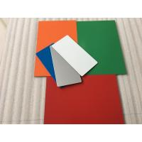 Wholesale Easy To Maintain Waterproof Aluminium Composite Sheet With 70 Colors Optional from china suppliers