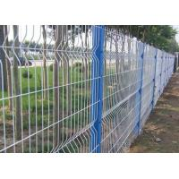 Wholesale Anti Climb Garden Mesh Fencing Green Wire Panel For Public Grounds from china suppliers
