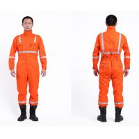 Wholesale Breathable Wildland Fire Clothing / Fire Safety Wear High Visibility EN11612 NFPA2112 from china suppliers